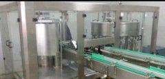 西安某饮料厂流水线工程安装