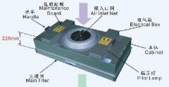 FFU高效过滤送风单元