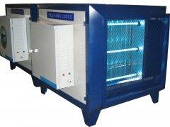 光解催化废气处理设备