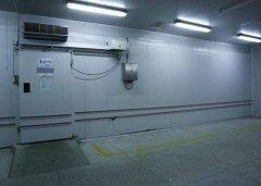冷库系统常见故障原因及解决方法