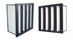 空气过滤器各种分类的用途与特点
